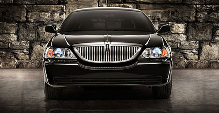 Limo Rental Orange County Lincoln Town Car Sedan Service