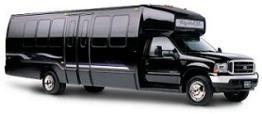 26 Passenger Party Bus Orange County, CA