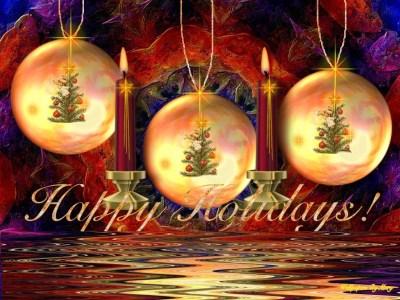 Merry Christmas Orange County & Los Angeles