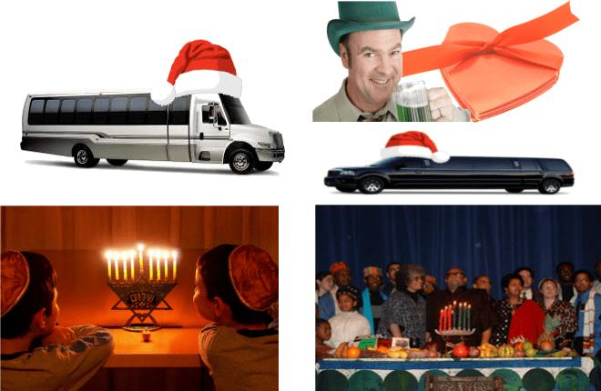 Orange County, LA, OC, SoCal Holiday Limousine Service