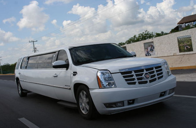 White or Black Cadilac Escalde