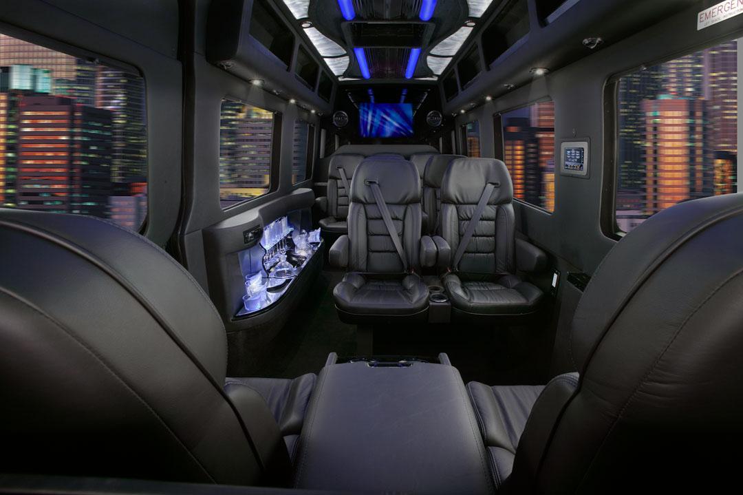 Executive limousine Orange County