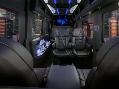 Executive limousine Orange County