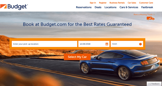 Top 10 Car Rental Service in United States 3
