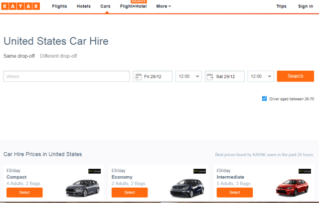 Top 10 Car Rental Service in United States 6