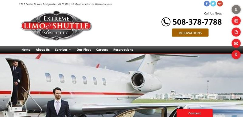 Extreme Limo & Shuttle Service
