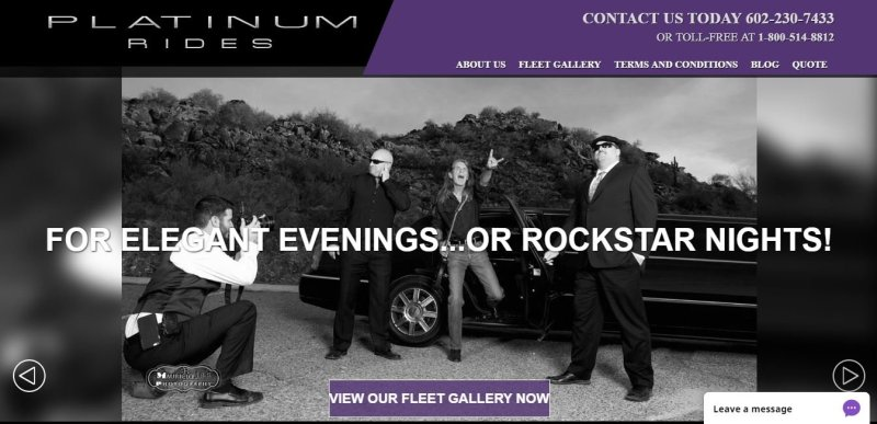 Platinum Ride Limousines