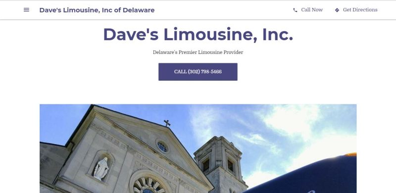 Dave's Limousine, Inc of Delaware
