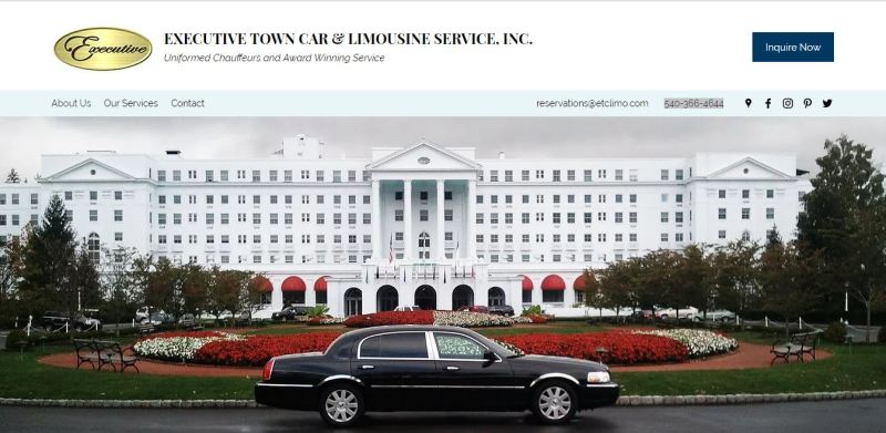 Executive Town Car & Limousine Service, Inc