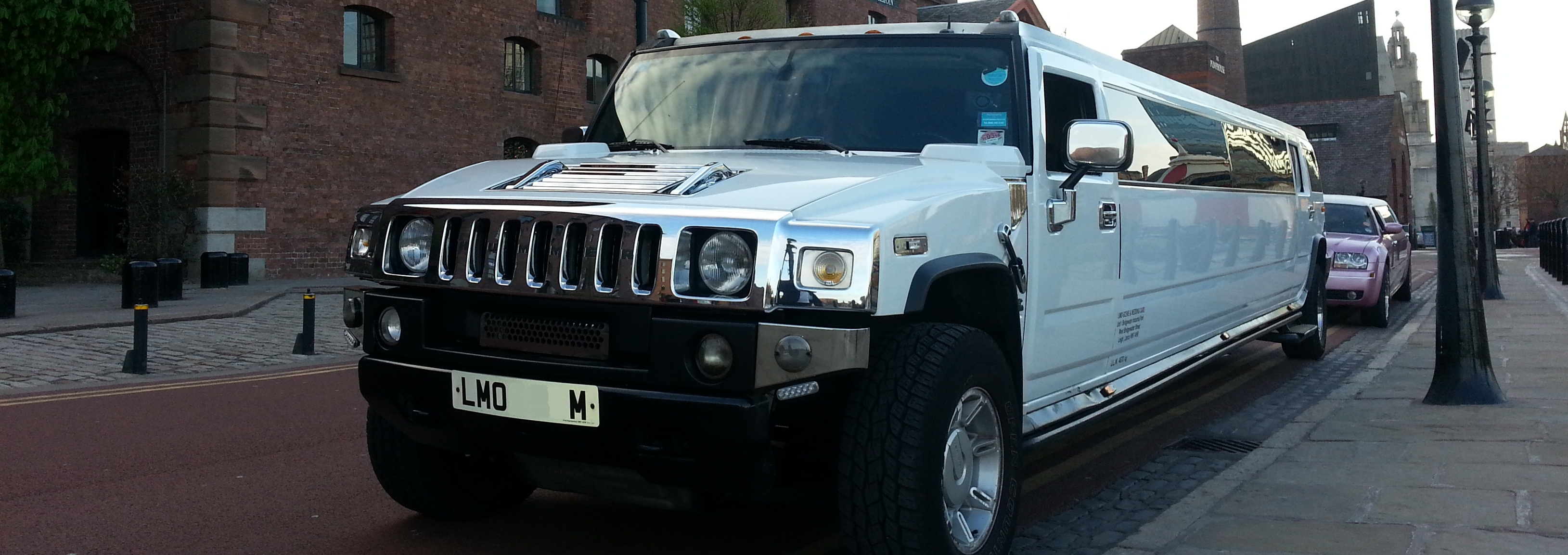 Limo Hire Liverpool Pink Limos Liverpool