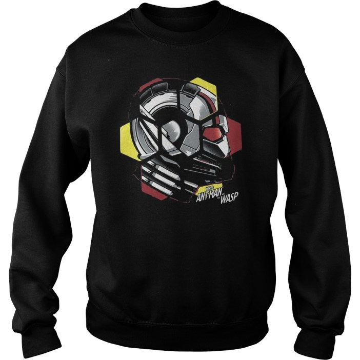 AntMan And The Wasp Head TShirt