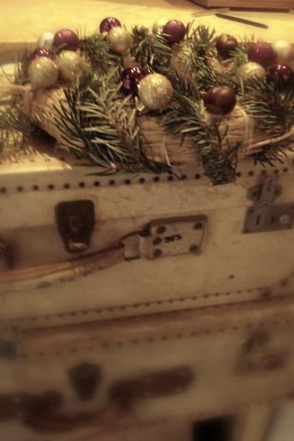 Couronne de Noel - French Christmas wreath 2