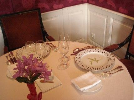 Restaurant romantique Limoges