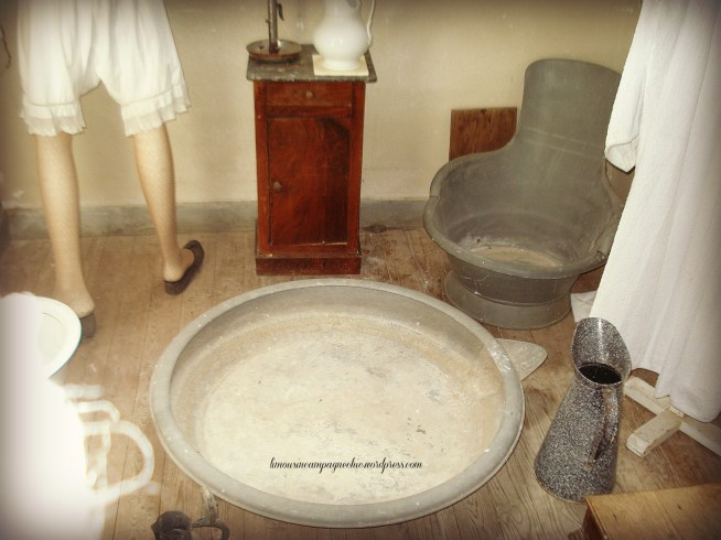 Salle de bain ancienne - Vintage bathroom