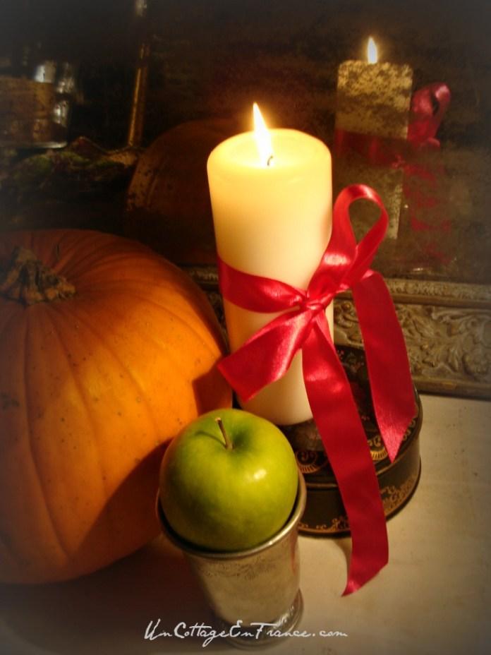 Avant Halloween - Un Cottage En France