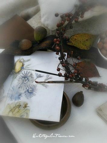 Sujet d'automne