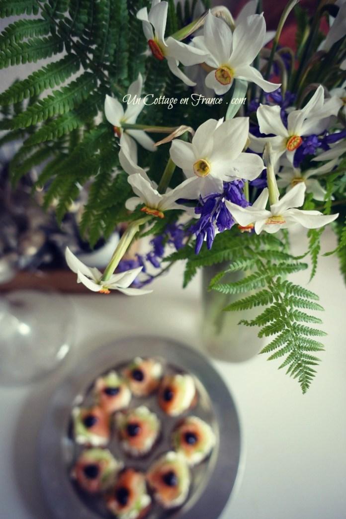 i bouquet de narcisses, blog haut limousin 3