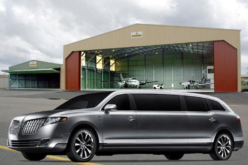Modèle: Lincoln MKT 2013 Passagers: 6 Couleur: Gris Prix: 125 $ de l'heure