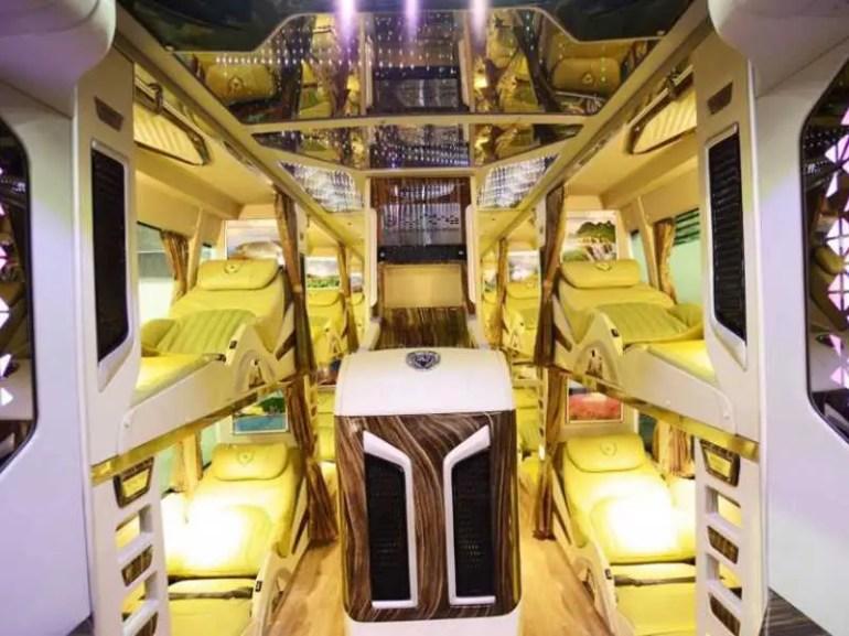 Ngọc Ánh Limousine chạy tuyến Sài Gòn – Hộ Phòng – Cà Mau