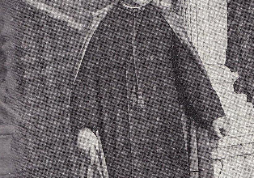 Manuel Basulto Jiménez, obispo de Jaén, asesinado el 12 de agosto de 1936.