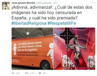No son pocos los católicos que, por simpatía hacia los valores que finge defender el Yunque, parecen apoyar sus iniciativas.