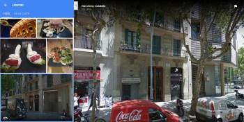 Restaurante donde el Yunque cita a los jóvenes que trata de captar.