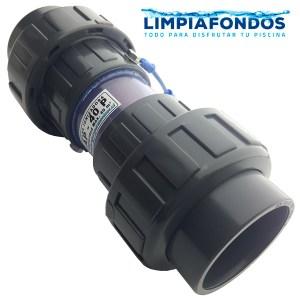 Ionizador En Linea AguaPura 15 a 120 m3