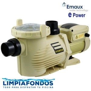 Bomba Emaux E-Power 4,0 HP Trifásica
