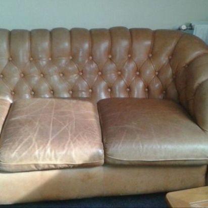 empresa de limpieza de sofás de cuero