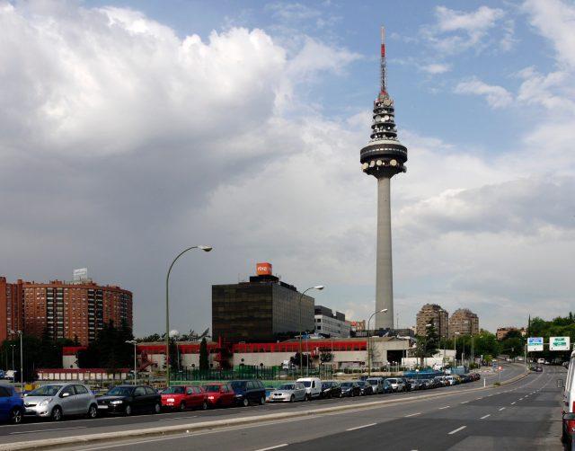 Pirulí Madrid