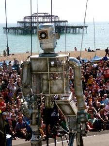 2. Graeae_The Iron Man_Brighton_Image Credit Angie Klein