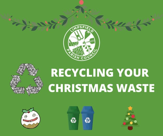 recycling your chrismtas waste