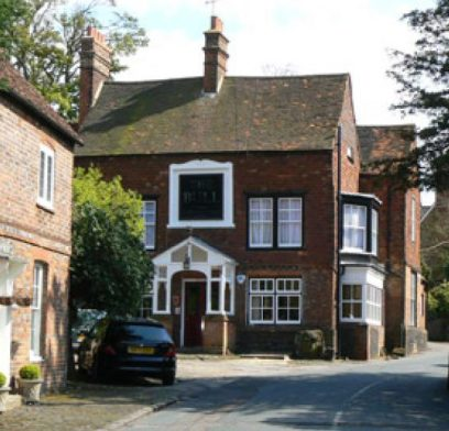 The Bull. Pub and restaurant. Closed Mondays. http://bulllimpsfield.weebly.com