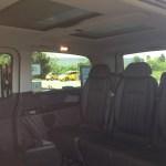 Mini bus belső kép