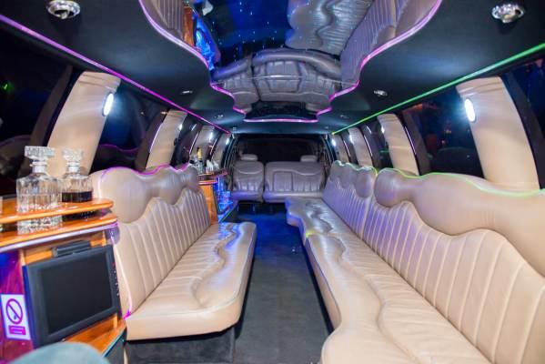 limuzine za devojačko veče