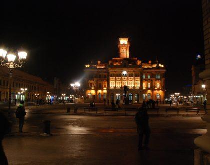 Noćni provod u Novom Sadu