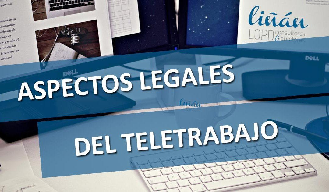 Aspectos Legales del Teletrabajo