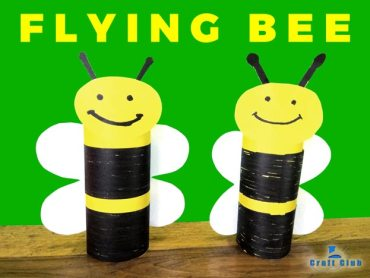 How-to-make-flying-bee-Origami