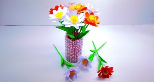 Videos archives linas craft club how to make paper flowers step by step mightylinksfo