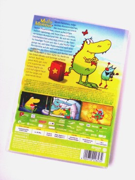 Animationsfilm MOLLY MONSTER auf DVD_3