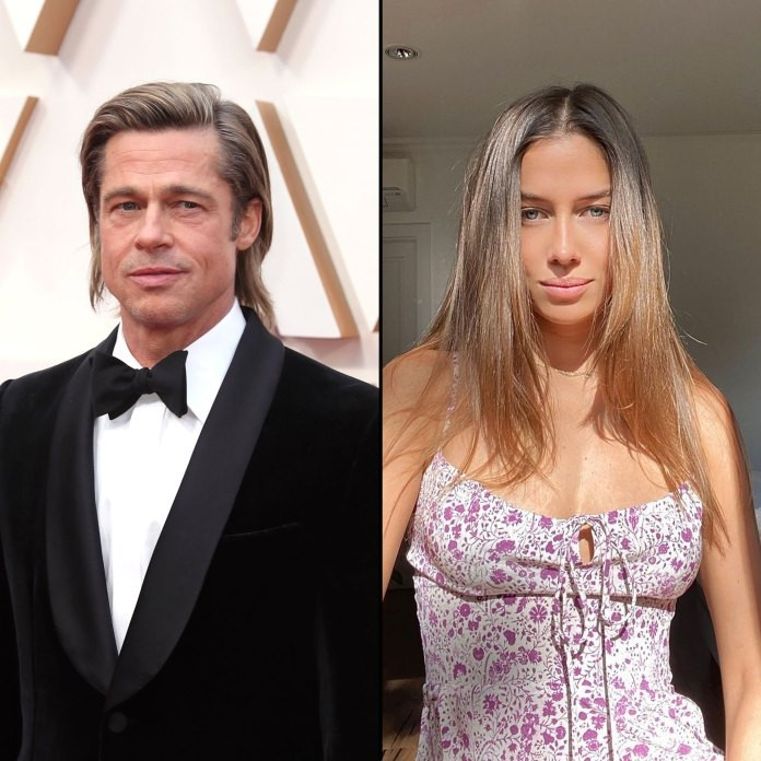 After three months of dating  Brad Pitt, 56  relationship with supermodel Nicole 27 hits the rock.