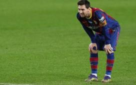 "Lionel Messi says he had ""a very bad time"" in summer-Barcelona."