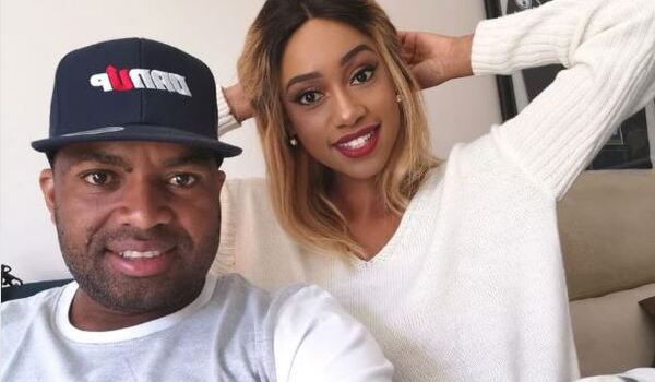 Itumeleng Khune's wife packs her bags and leave-It ended in tears.