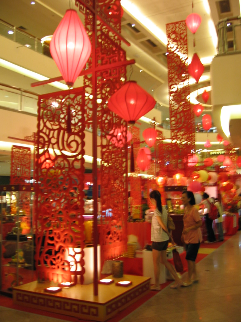 Chinese New Year WALK WITH US