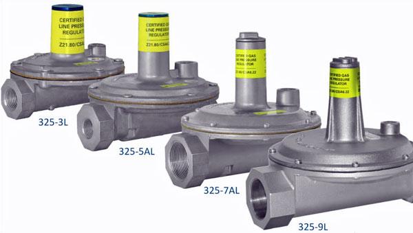 Line Pressure Vs. Appliance Regulators