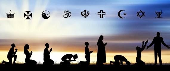 Religion confusion