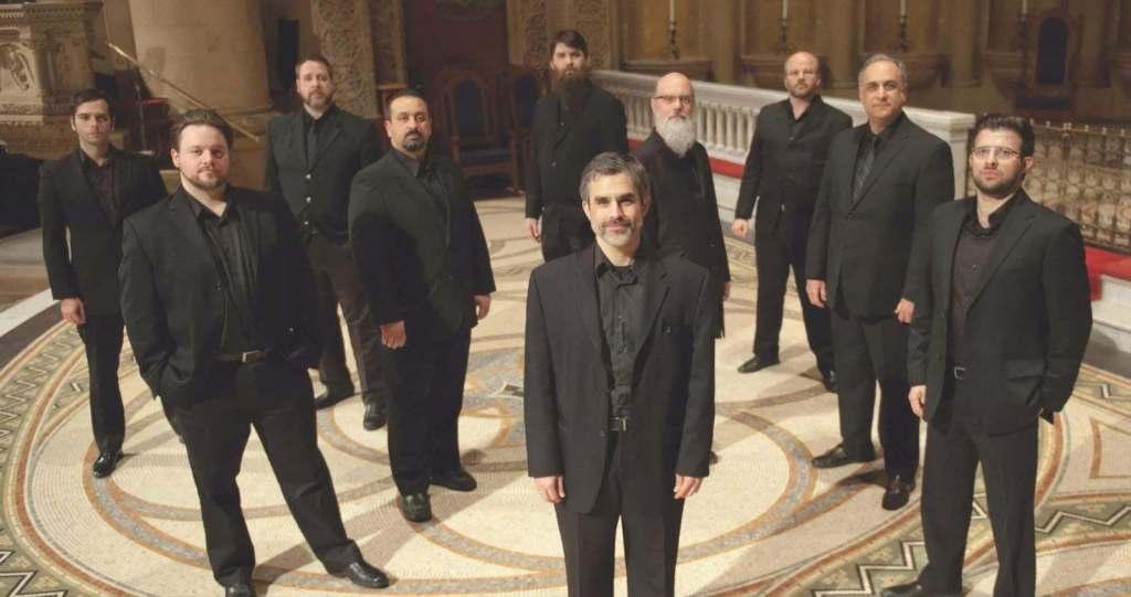 Cappella Romana Group Photo
