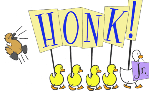 Honk Jr at the LCCC June 5-7