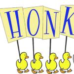 Honk Jr at the LCCC June 5-7