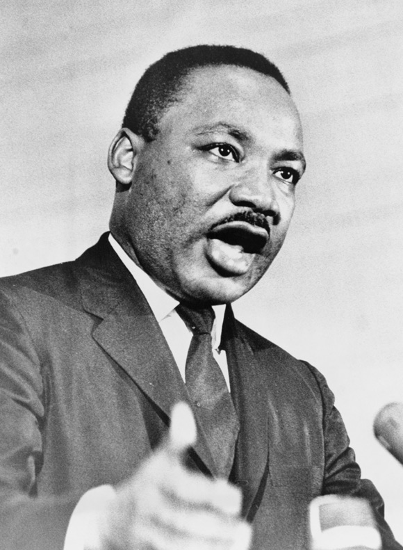 martin luther king # 43